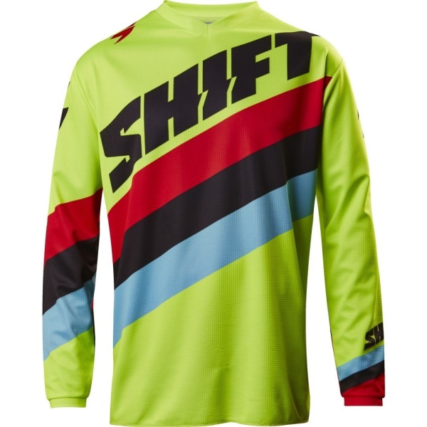 dres SHIFT Whit3 Tarmac Fluo